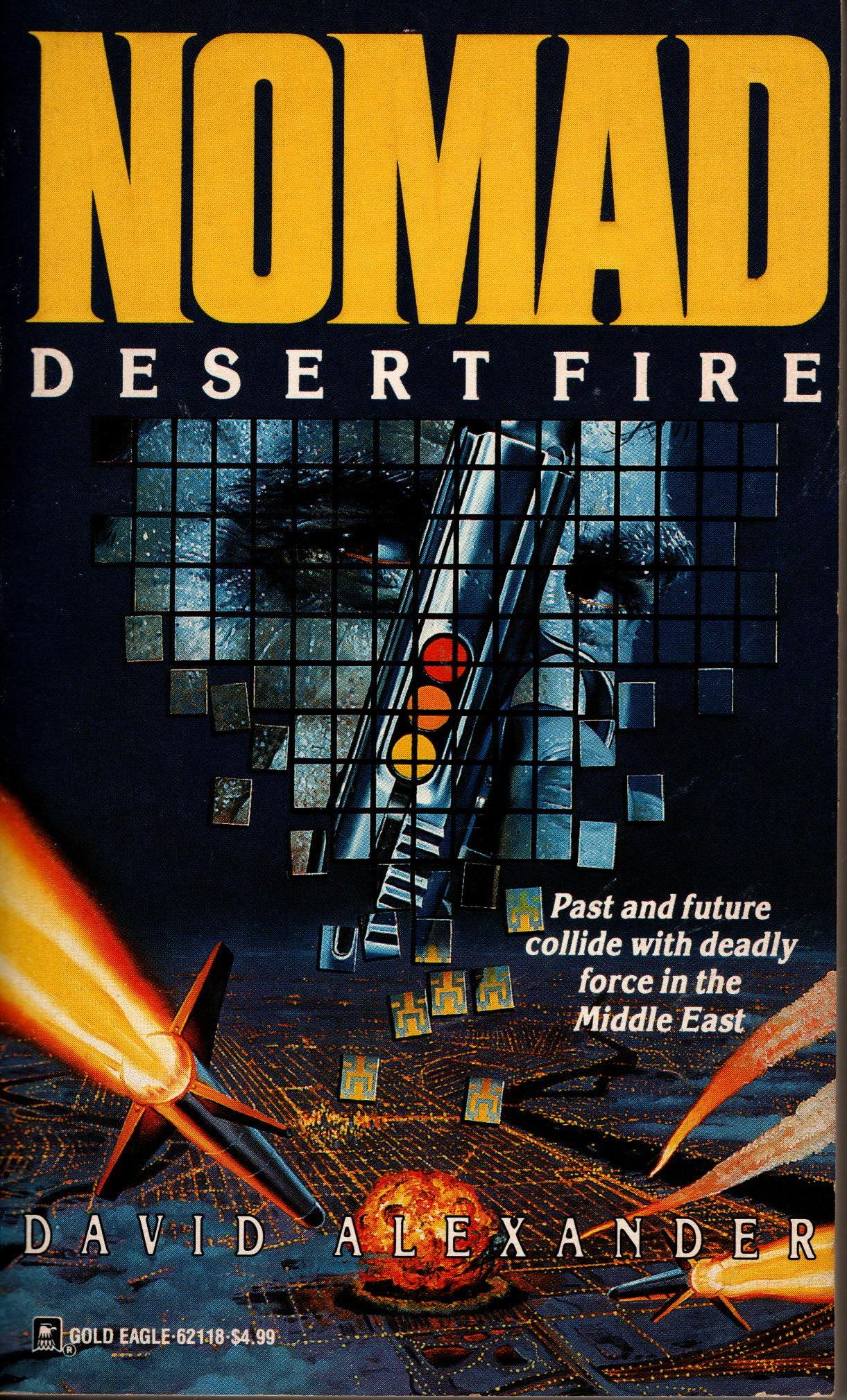 Image for DESERT FIRE