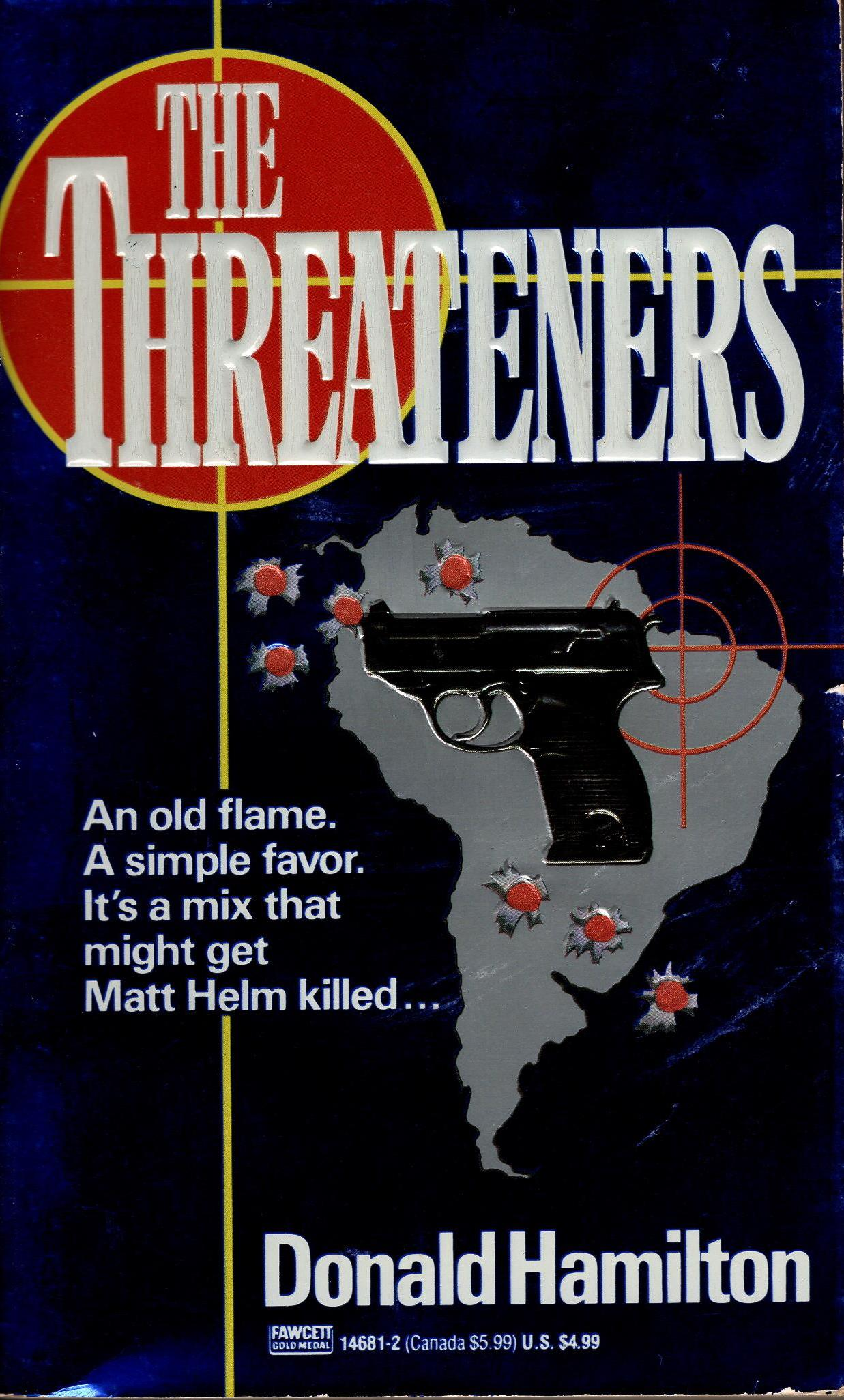 Image for THREATENERS, THE