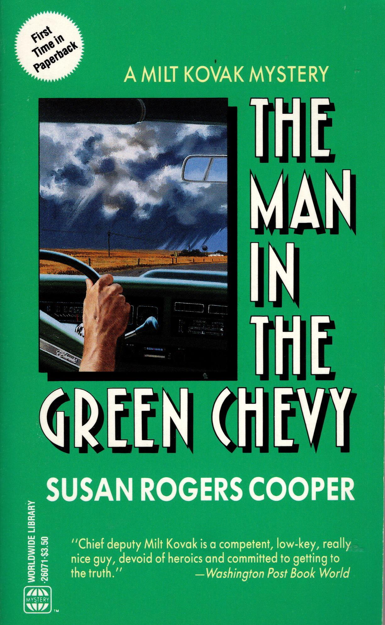 Image for MAN IN THE GREEN CHEVY, THE
