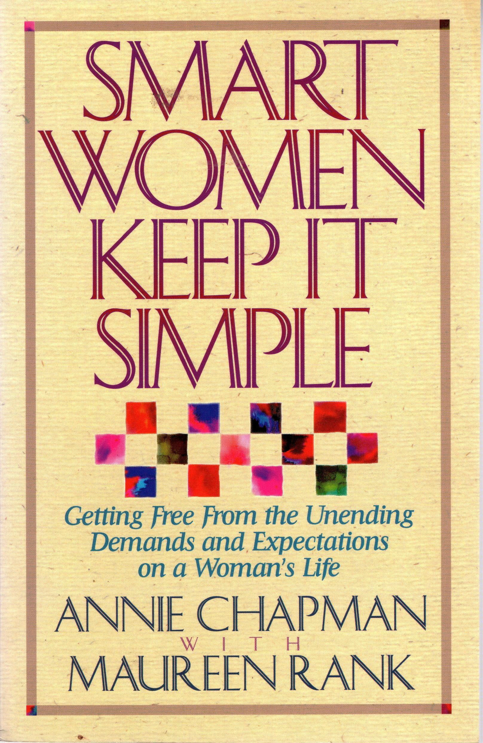 Image for SMART WOMEN KEEP IT SIMPLE