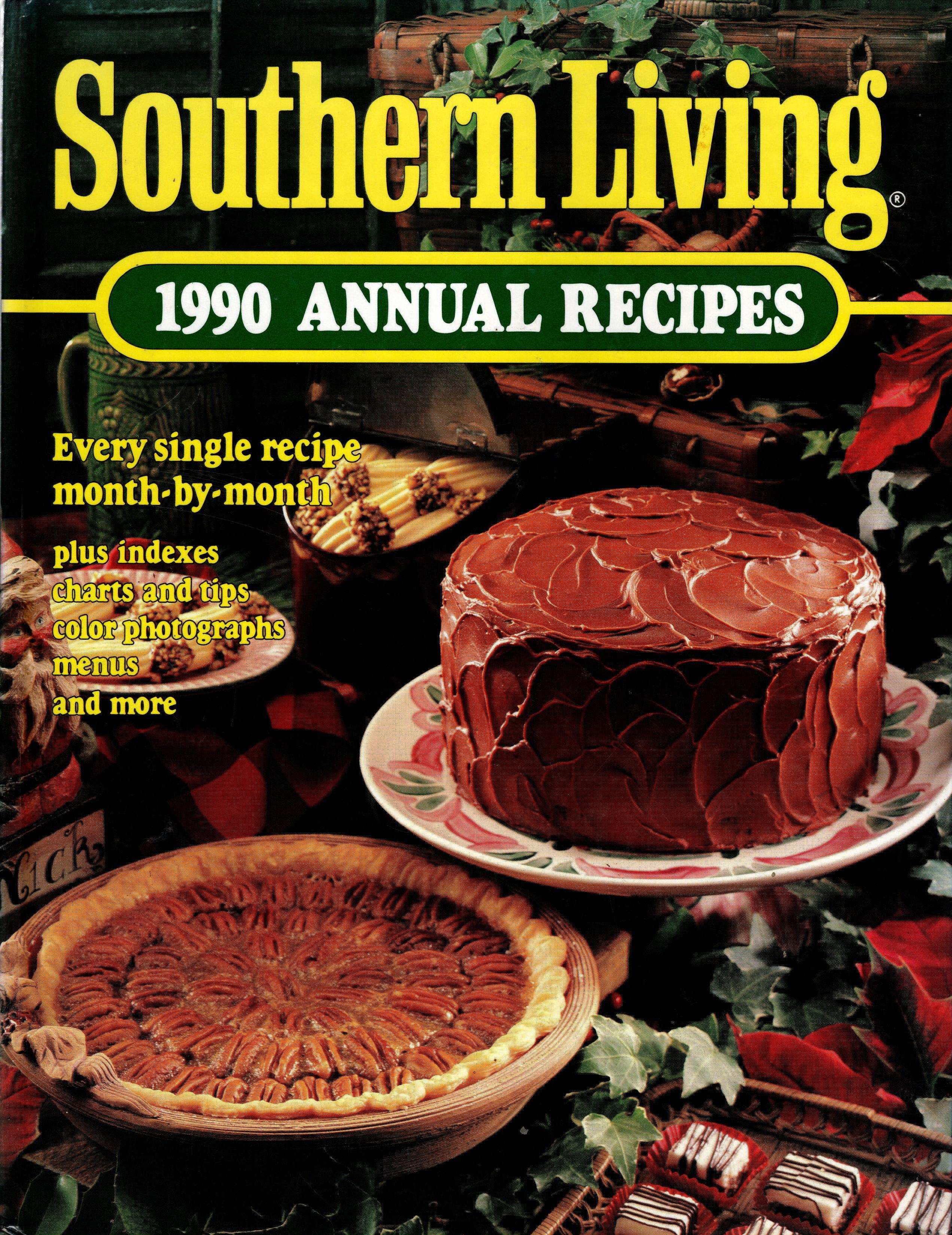 Image for SOUTHERN LIVING ANNUAL RECIPES, 1990