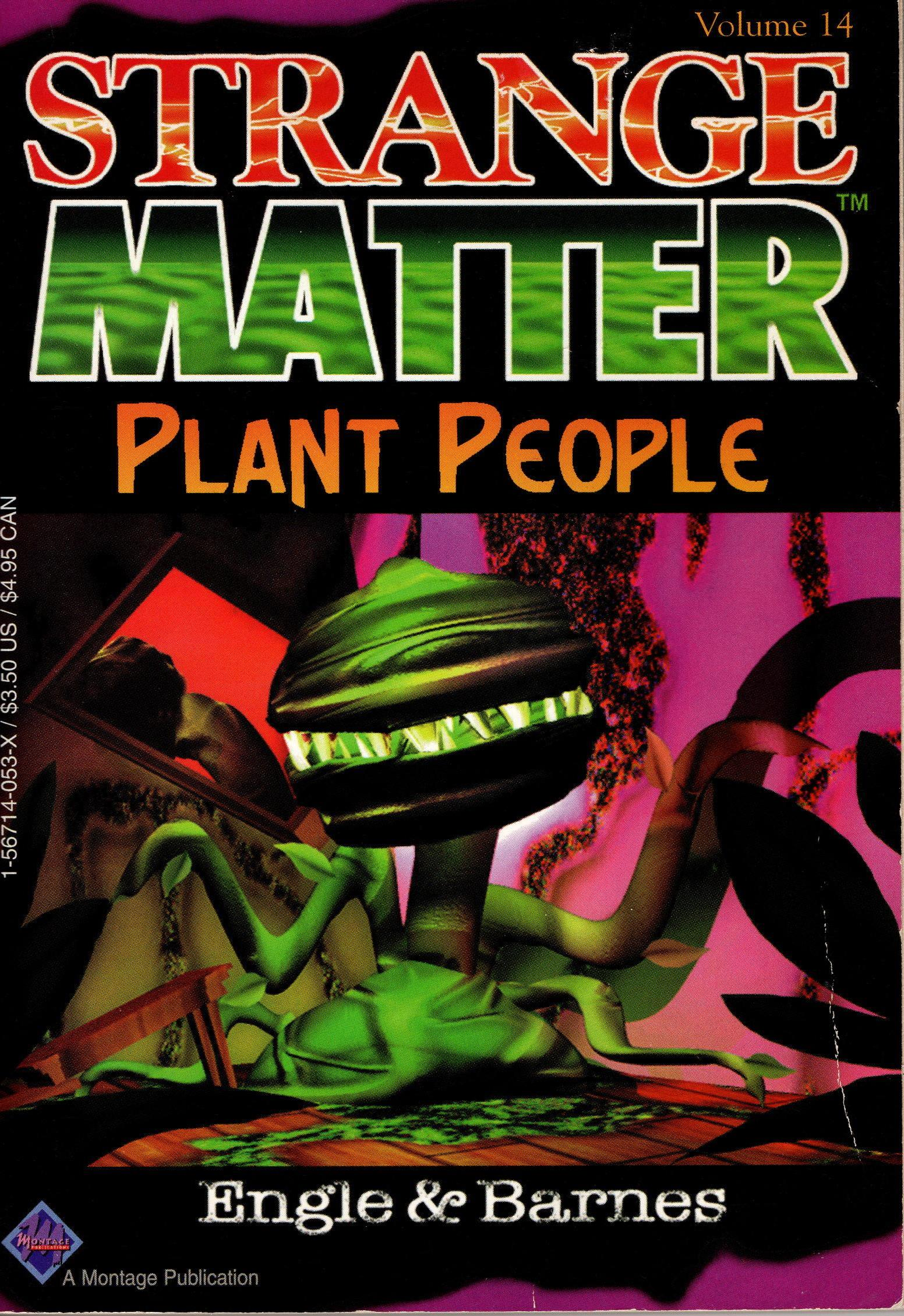 Image for PLANT PEOPLE