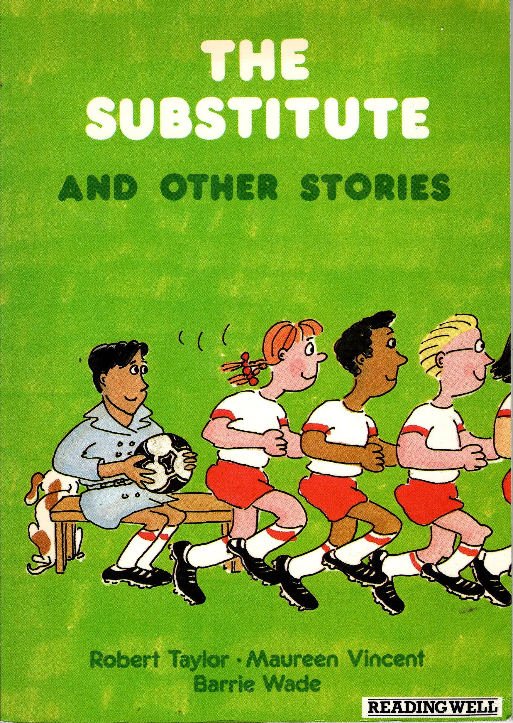 Image for SUBSTITUTE AND OTHER STORIES, THE