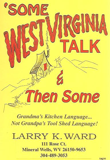 Image for SOME WEST VIRGINIA TALK & THEN SOME