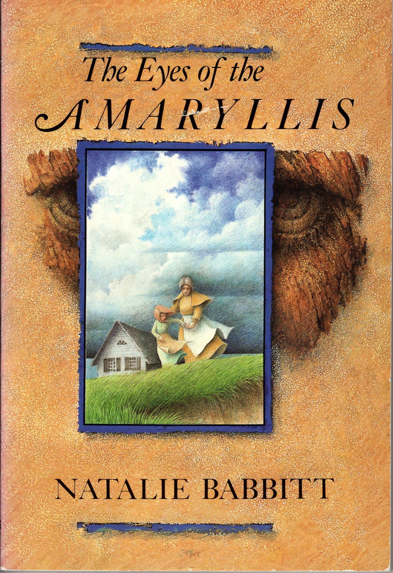 Image for EYES OF THE AMARYLLIS, THE