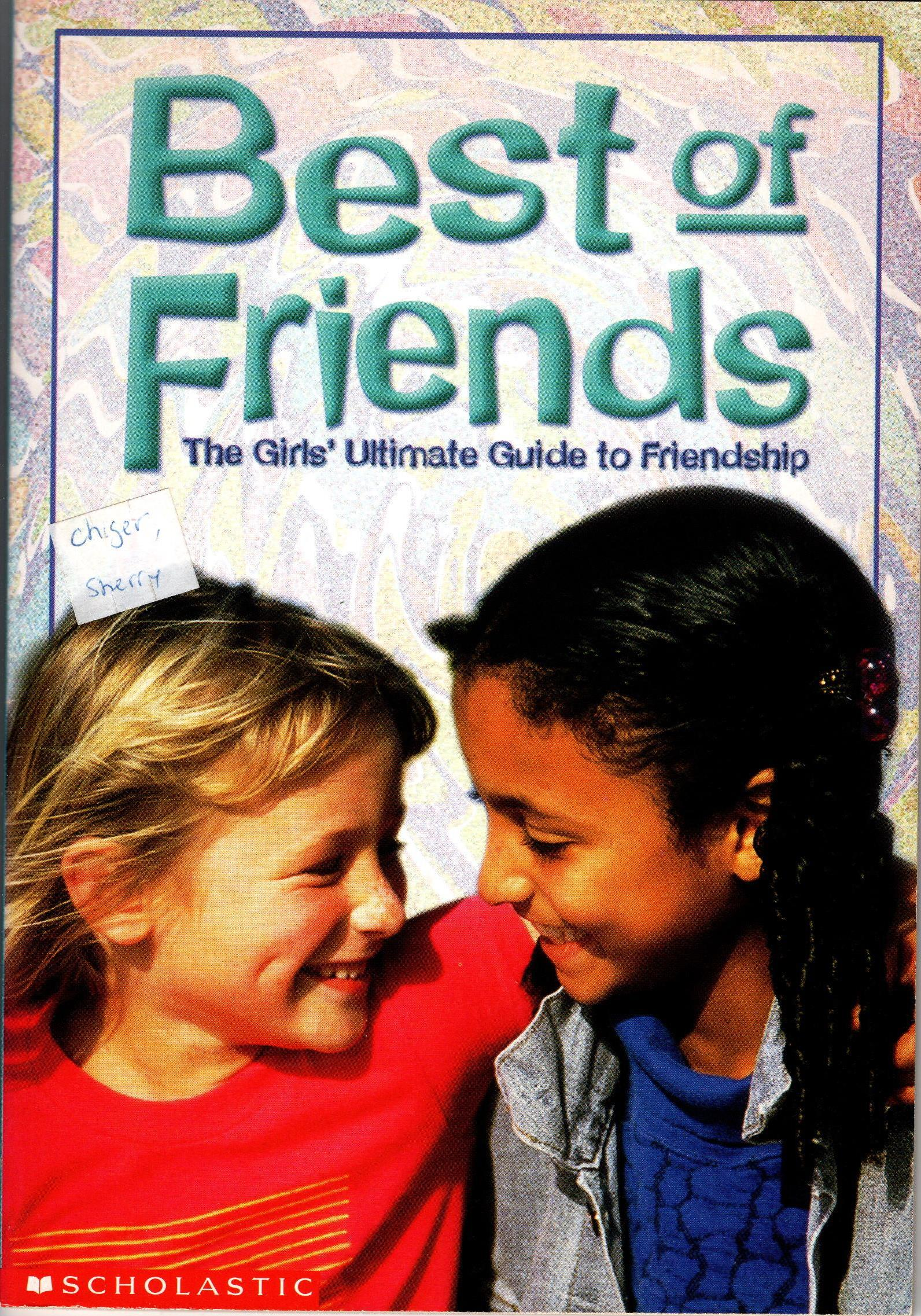 Image for BEST OF FRIENDS: