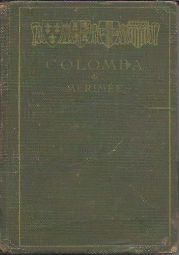 Image for COLOMBA