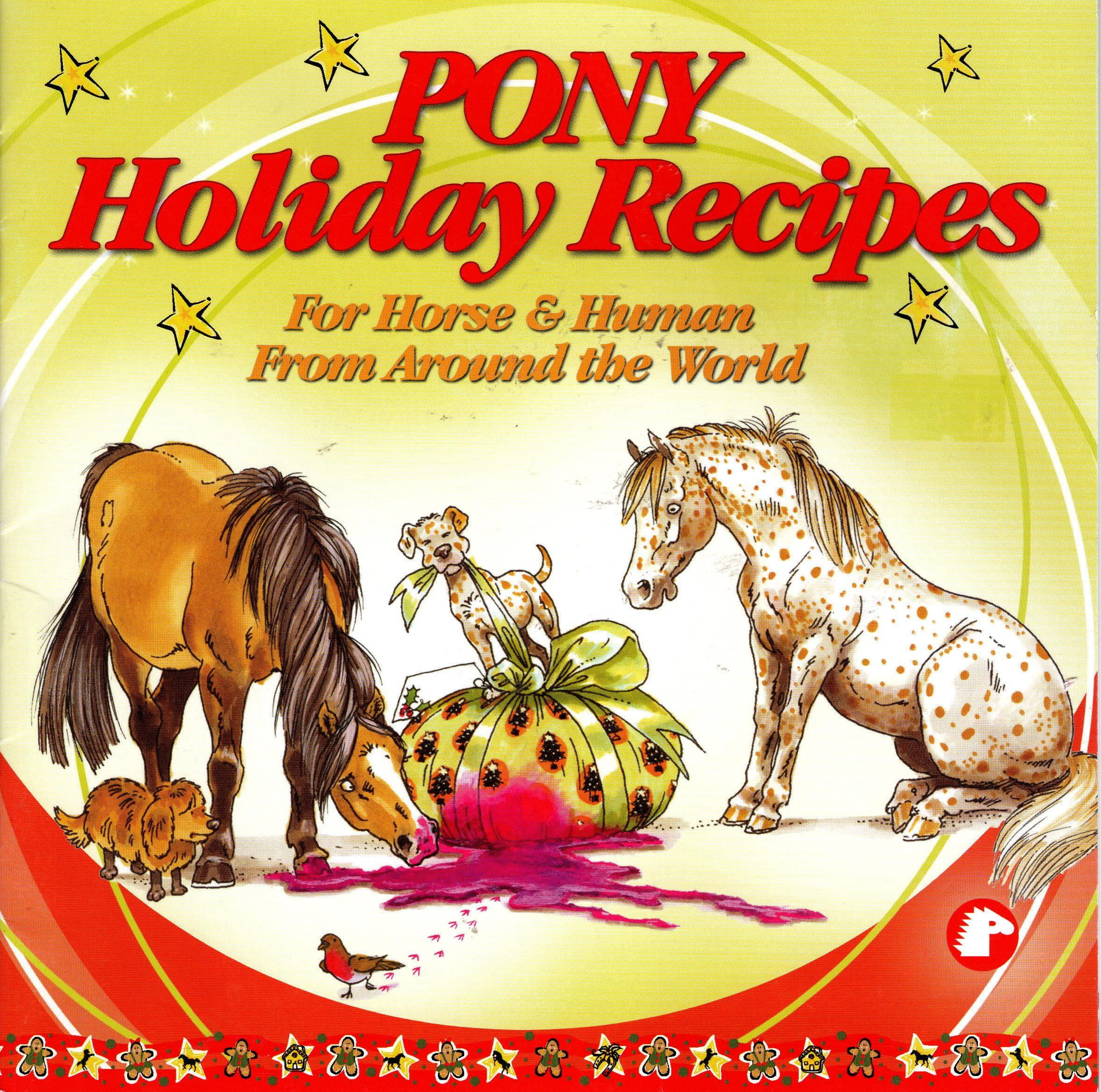 Image for PONY HOLIDAY RECIPES