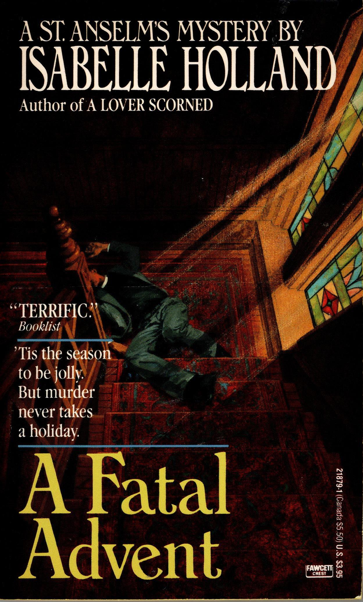 Image for FATAL ADVENT, A