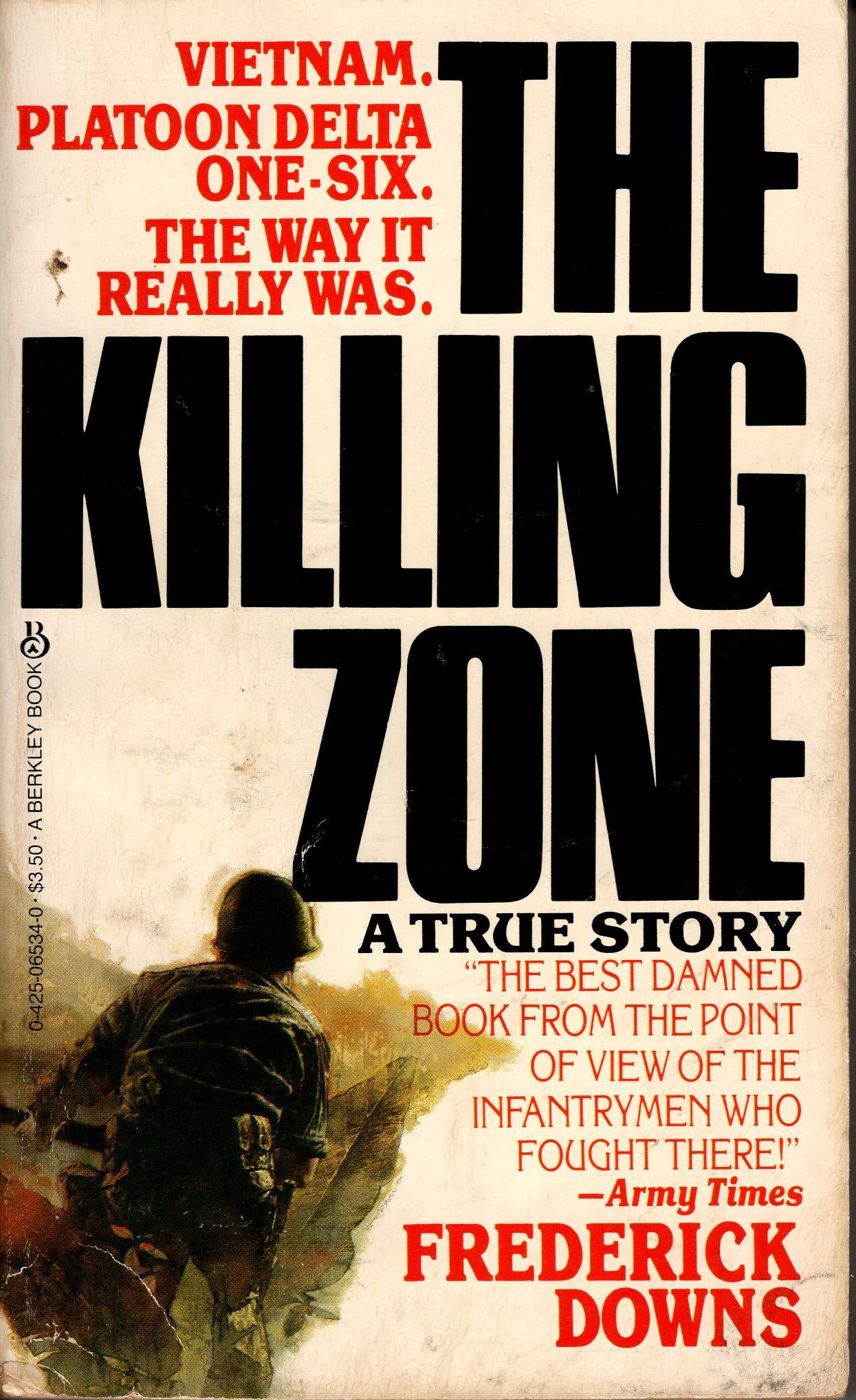 Image for KILLING ZONE, THE