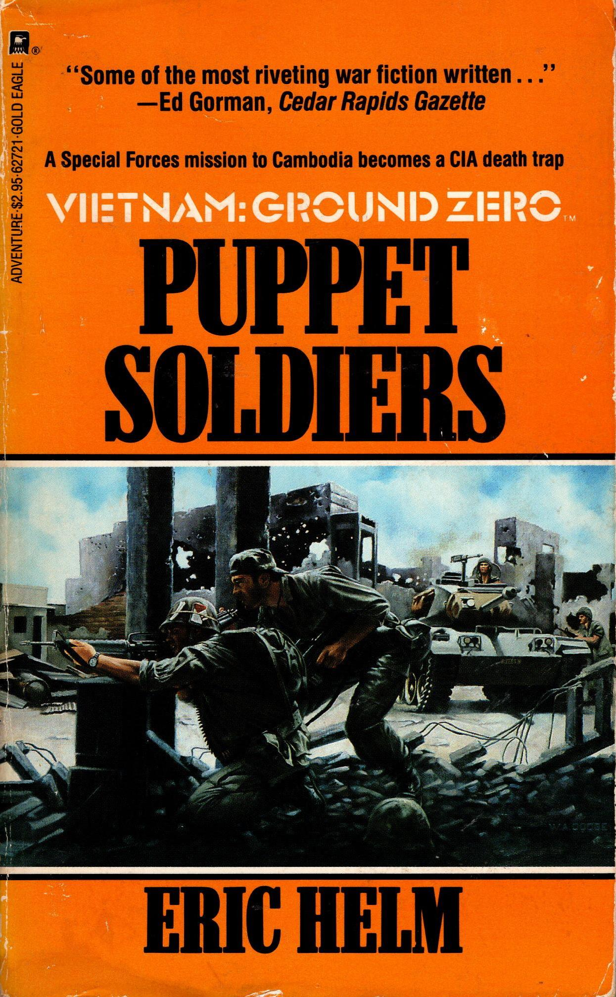 Image for PUPPET SOLDIERS