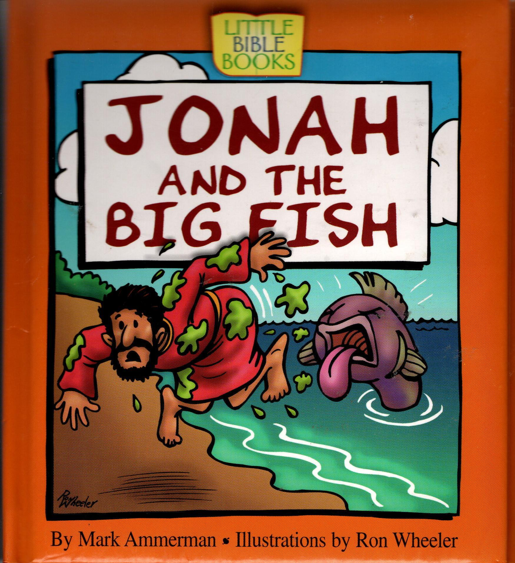 Image for JONAH AND THE BIG FISH