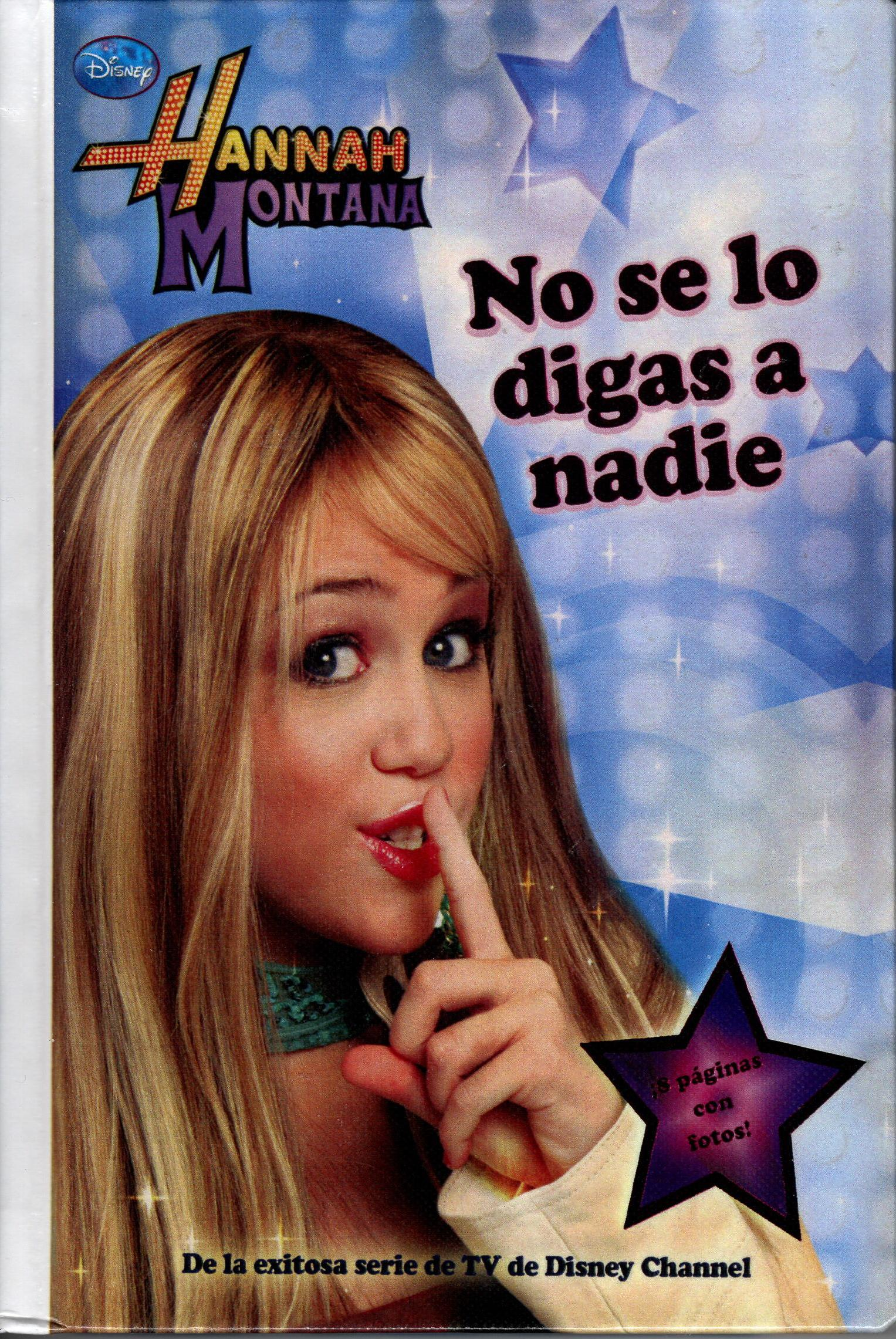 Image for MONTANA, HANNAH: NO SE LO DIGAS A NADIE