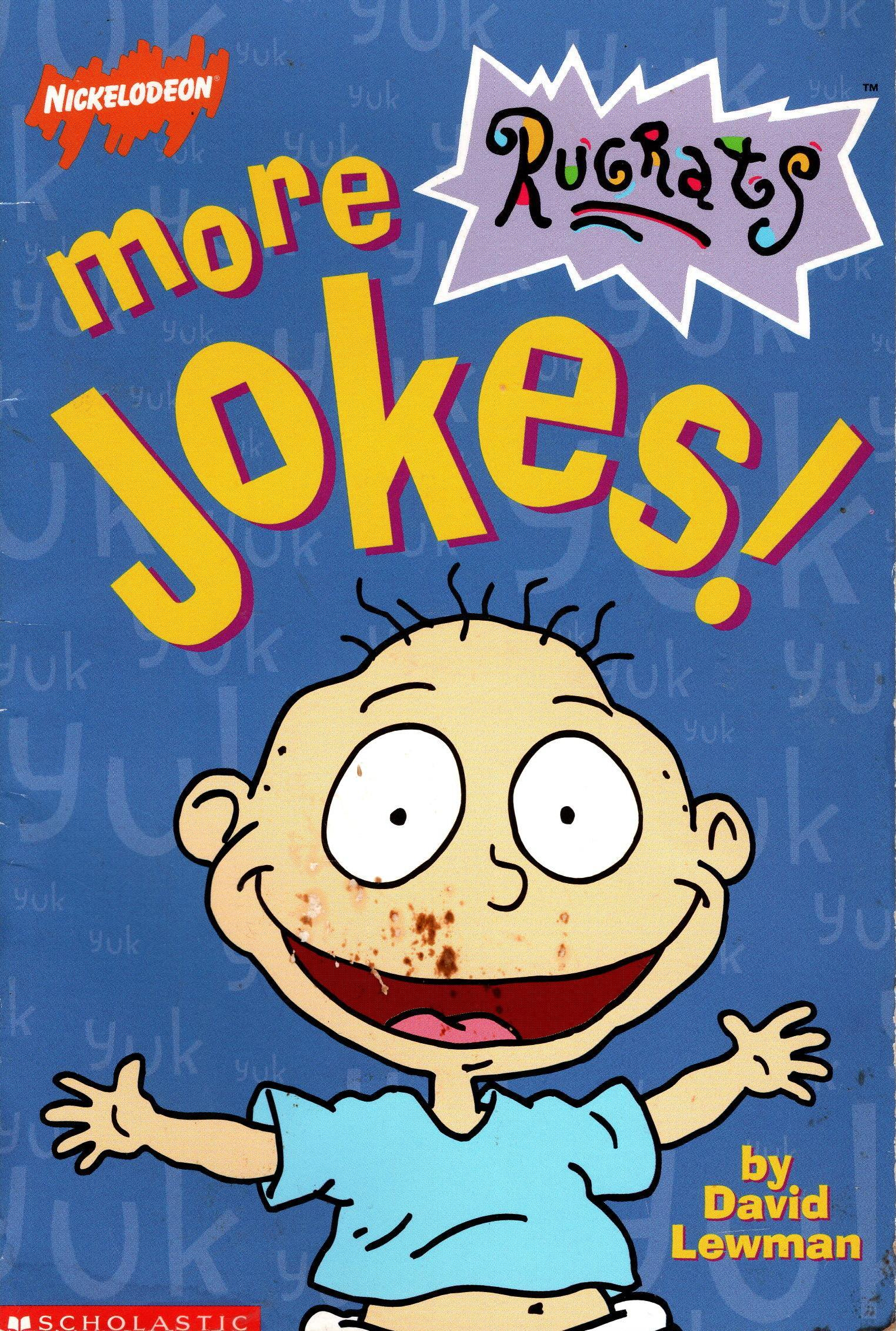 Image for MORE RUGRATS JOKES!