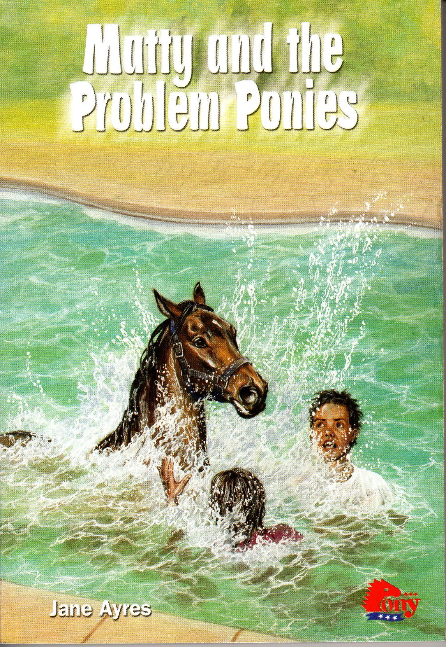 Image for MATTY AND THE PROBLEM PONIES