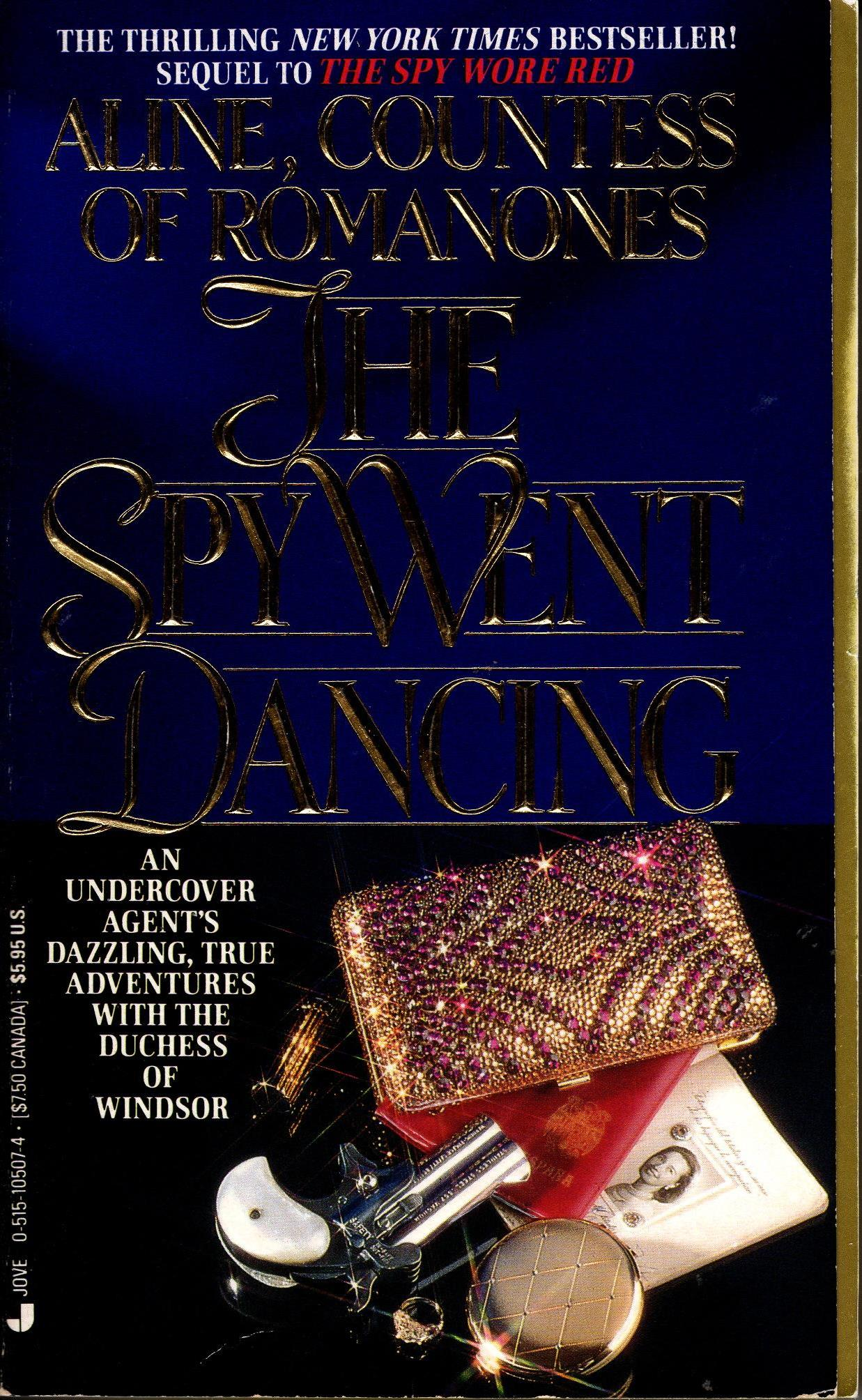 Image for SPY WENT DANCING, THE