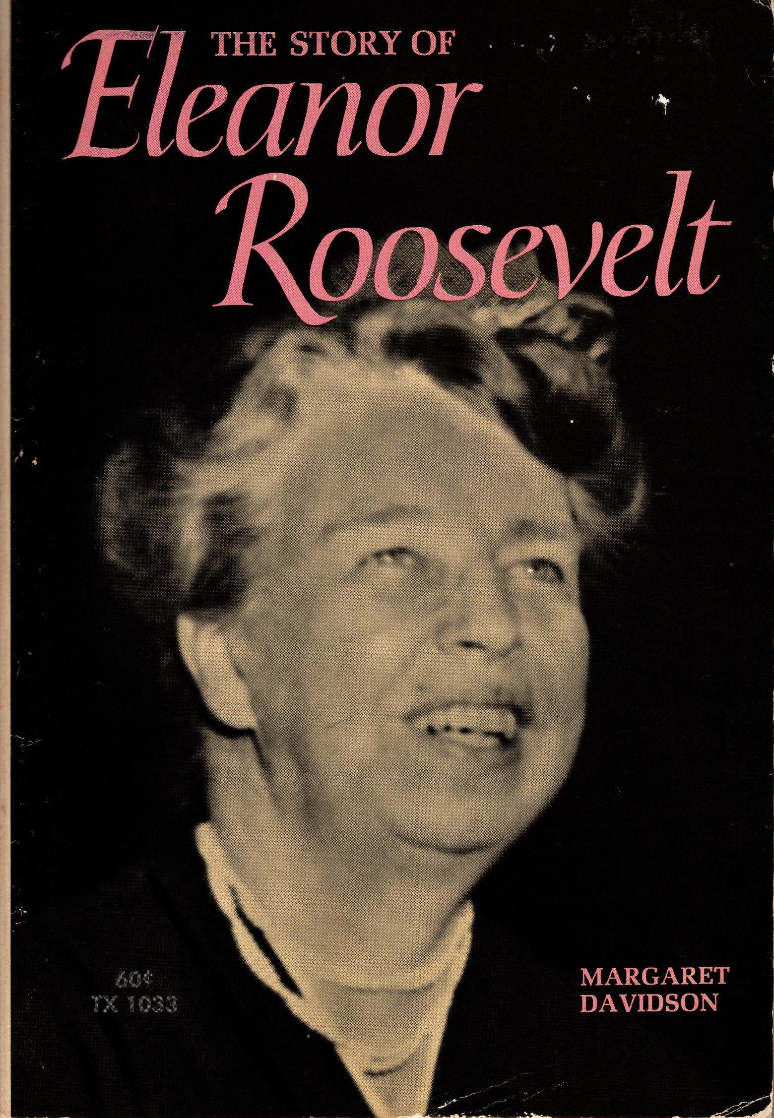 Image for STORY OF ELEANOR ROOSEVELT, THE