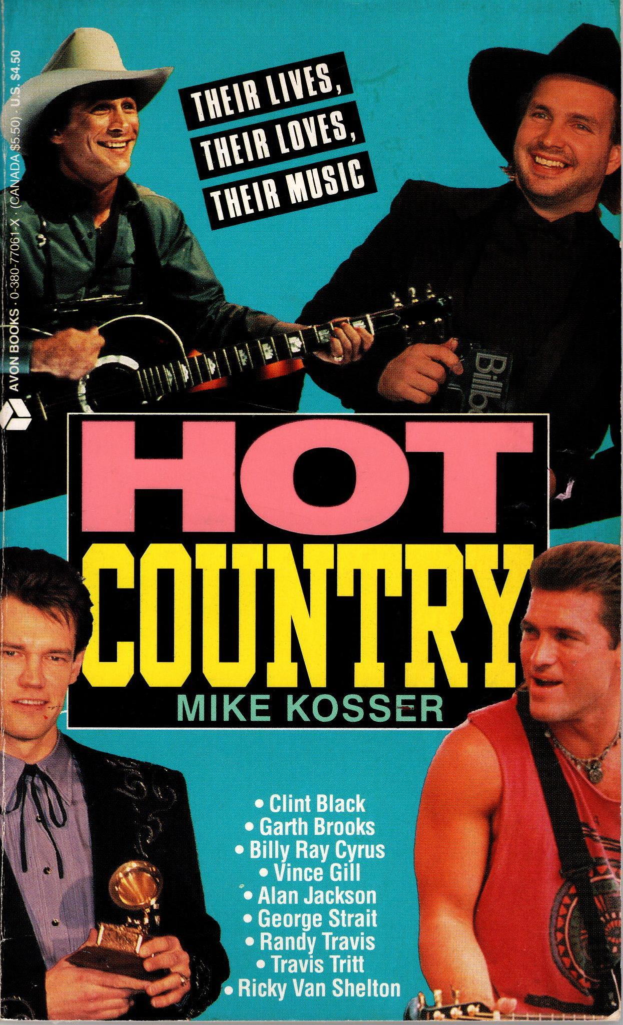 Image for HOT COUNTRY