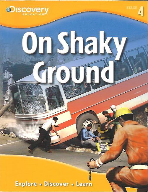 Image for ON SHAKY GROUND
