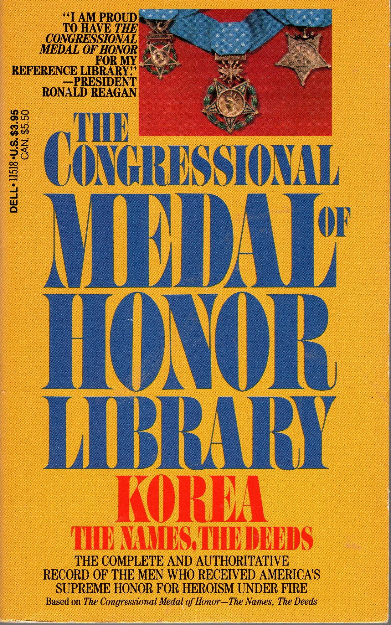Image for CONGRESSIONAL MEDAL OF HONOR LIBRARY