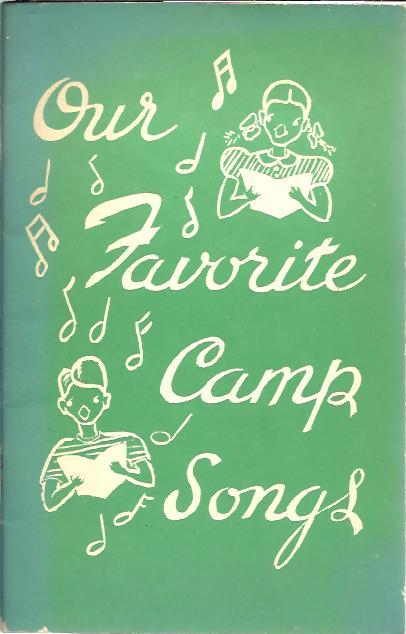 Image for OUR FAVORITE CAMP SONGS