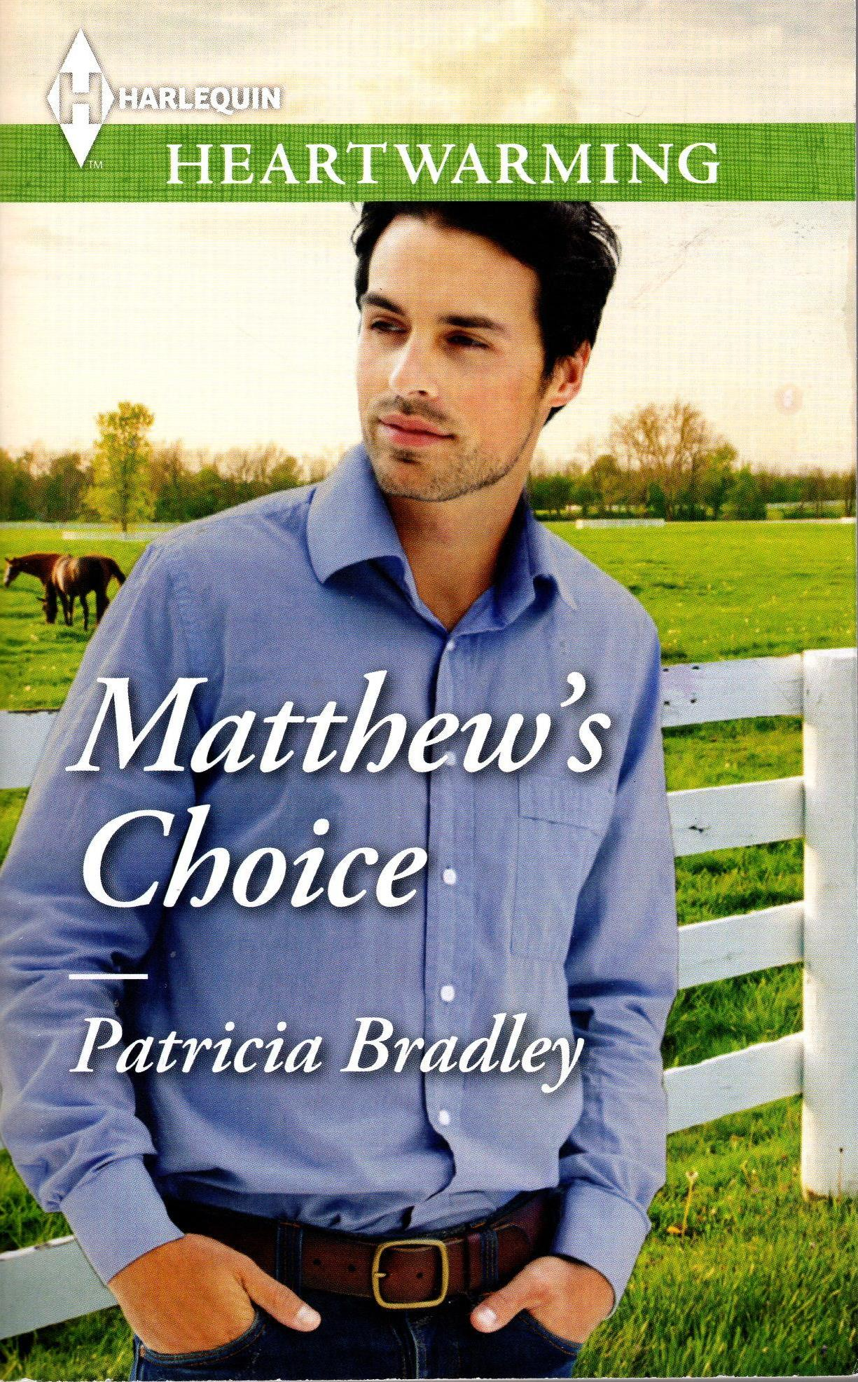 Image for MATTHEW'S CHOICE