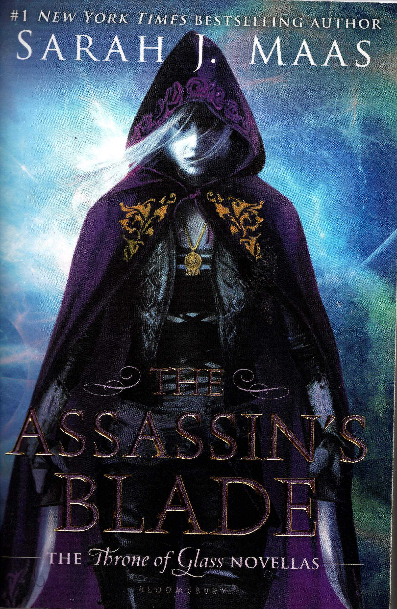 Image for ASSASSIN'S BLADE, THE