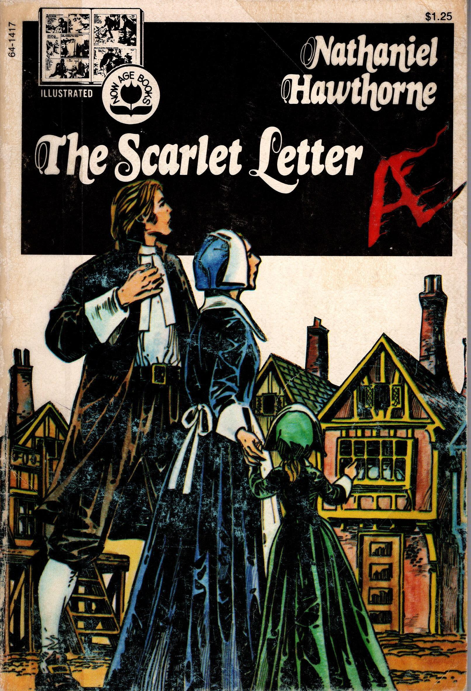 Image for SCARLET LETTER