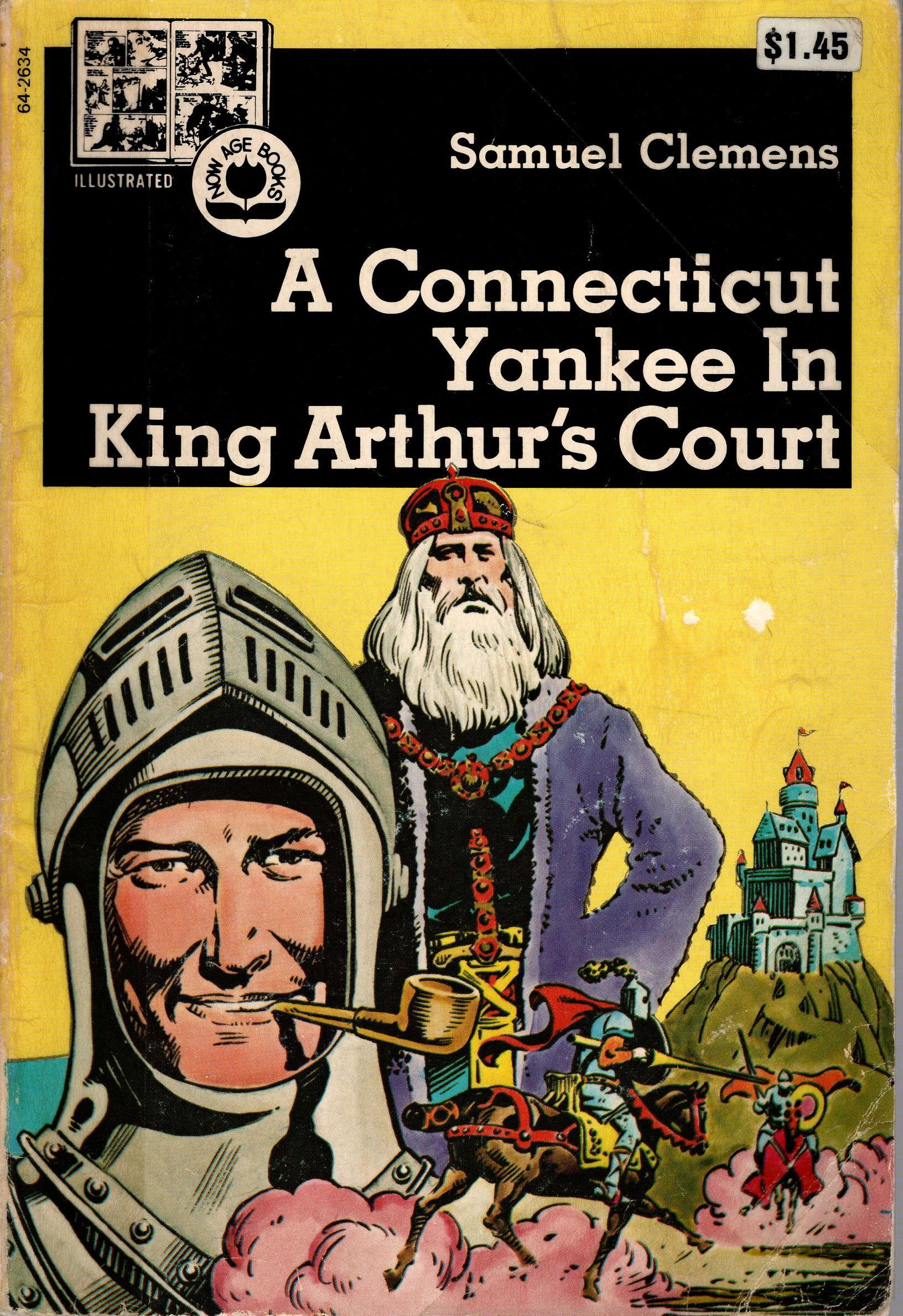 Image for CONNECTICUT YANKEE IN KING ARTHUR'S COURT