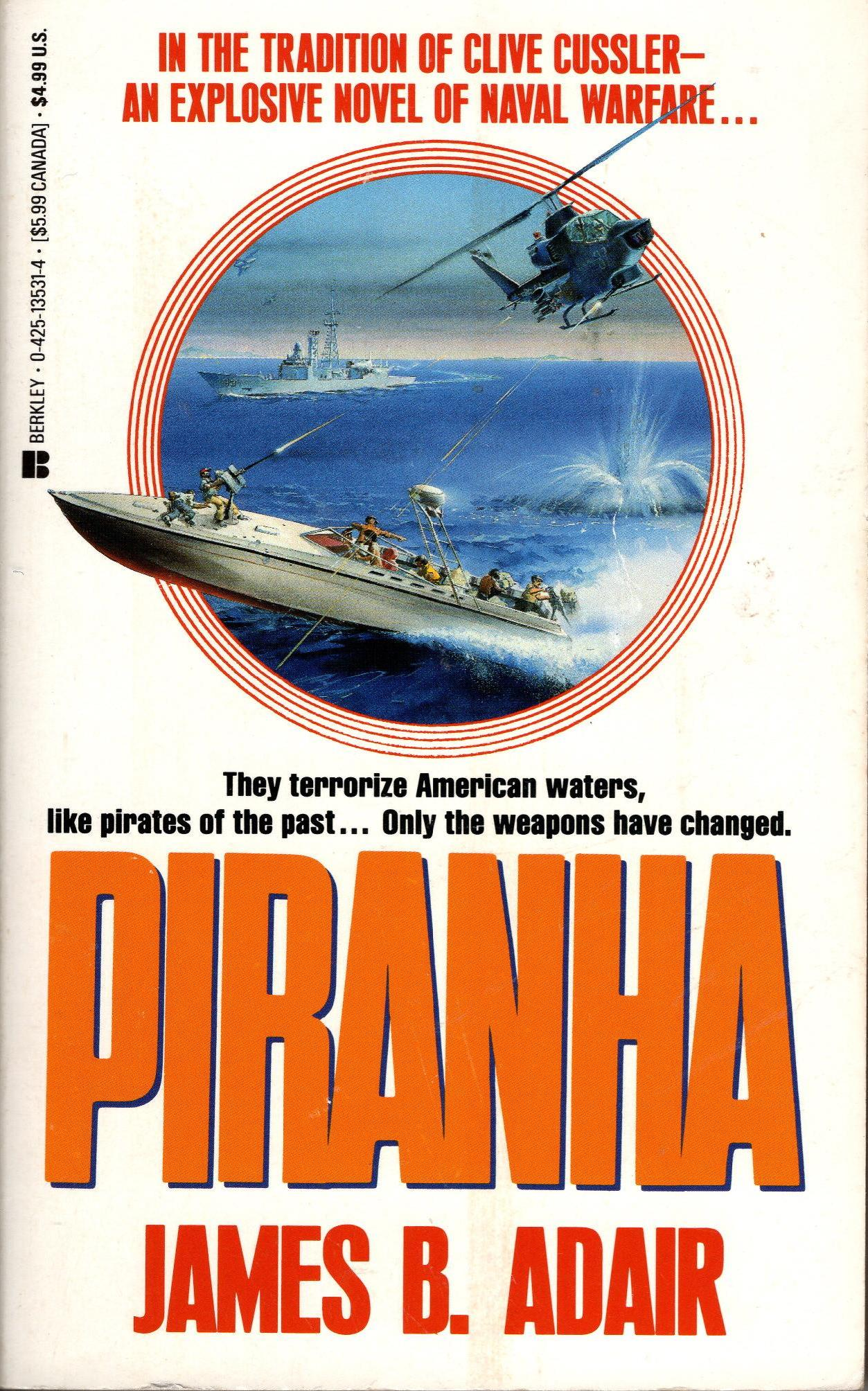 Image for PIRANHA