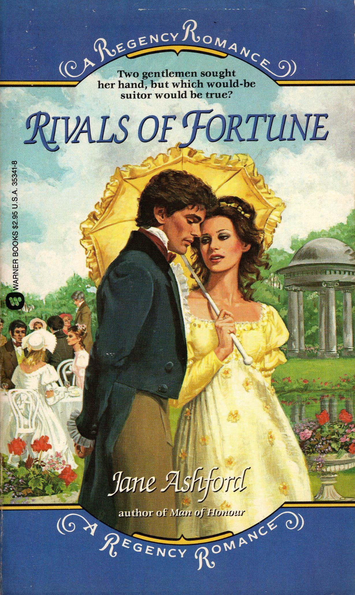 Image for RIVALS OF FORTUNE