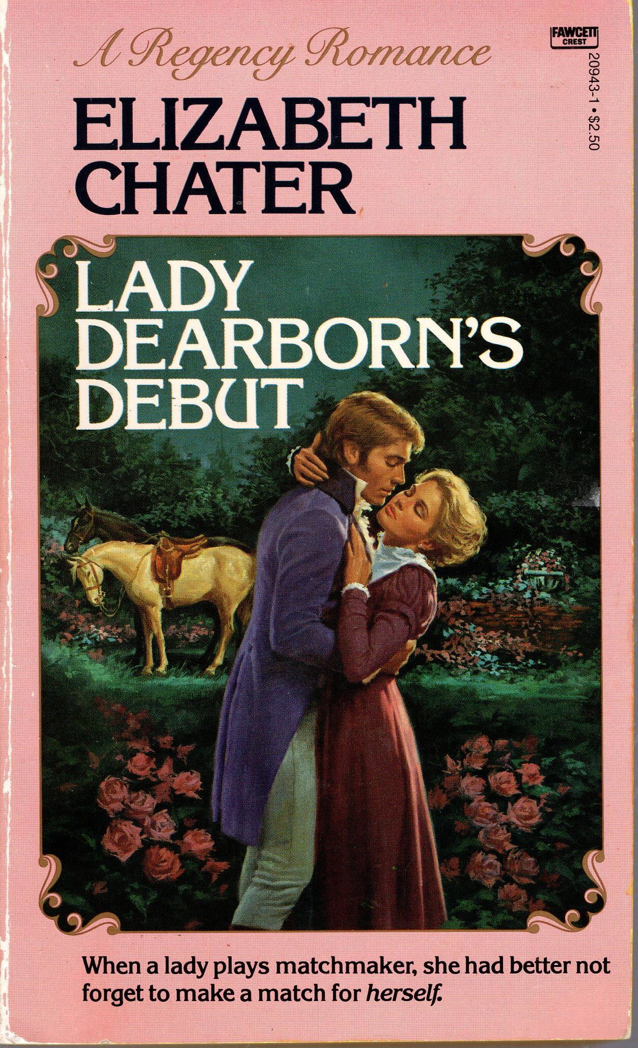 Image for LADY DEARBORN'S DEBUT