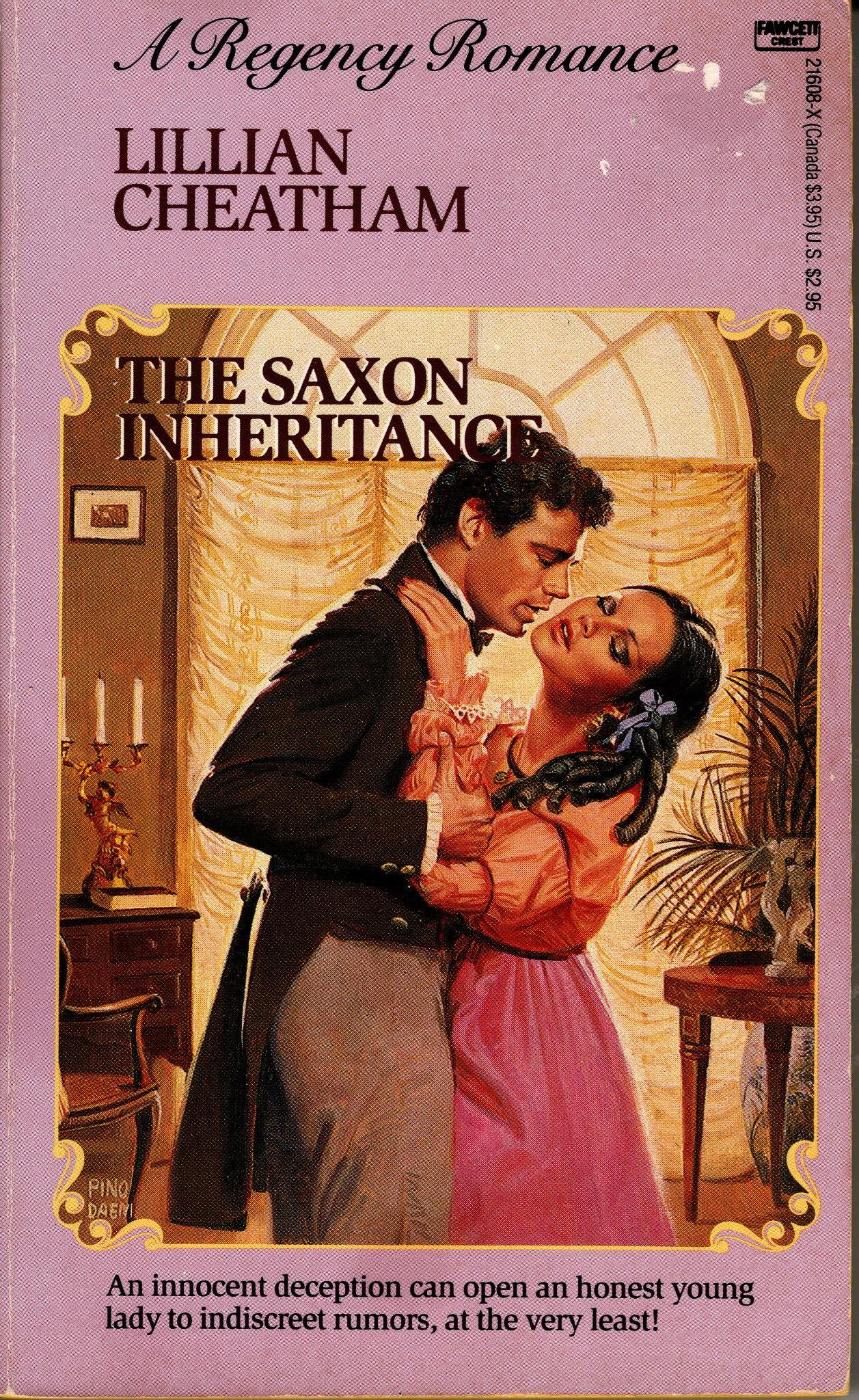 Image for SAXON INHERITANCE, THE