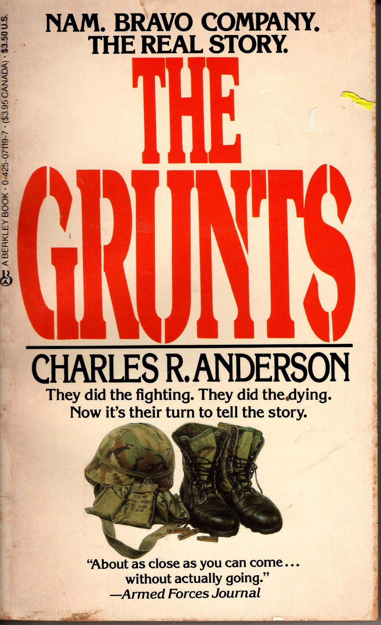 Image for GRUNTS, THE