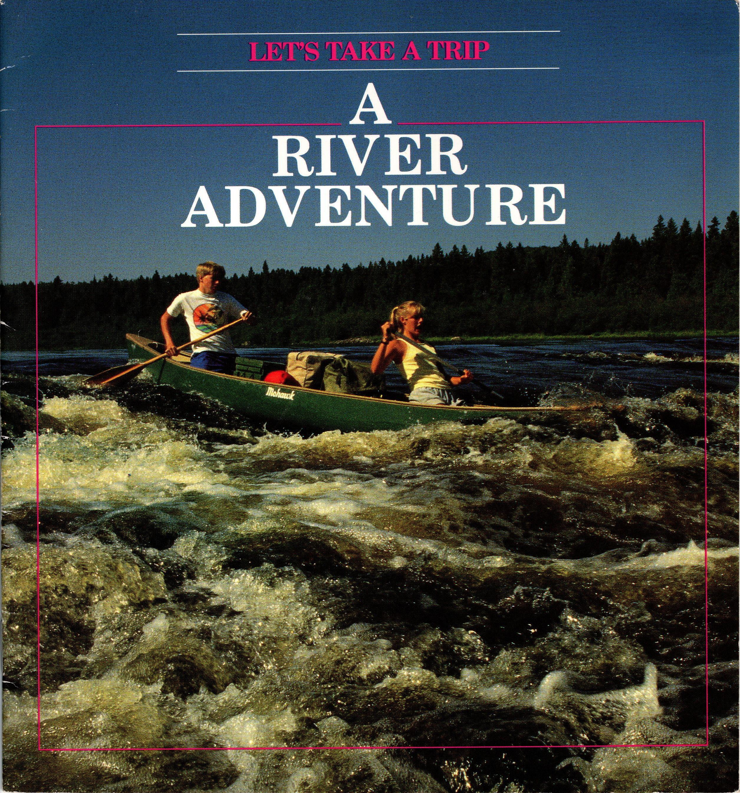 Image for RIVER ADVENTURE, A