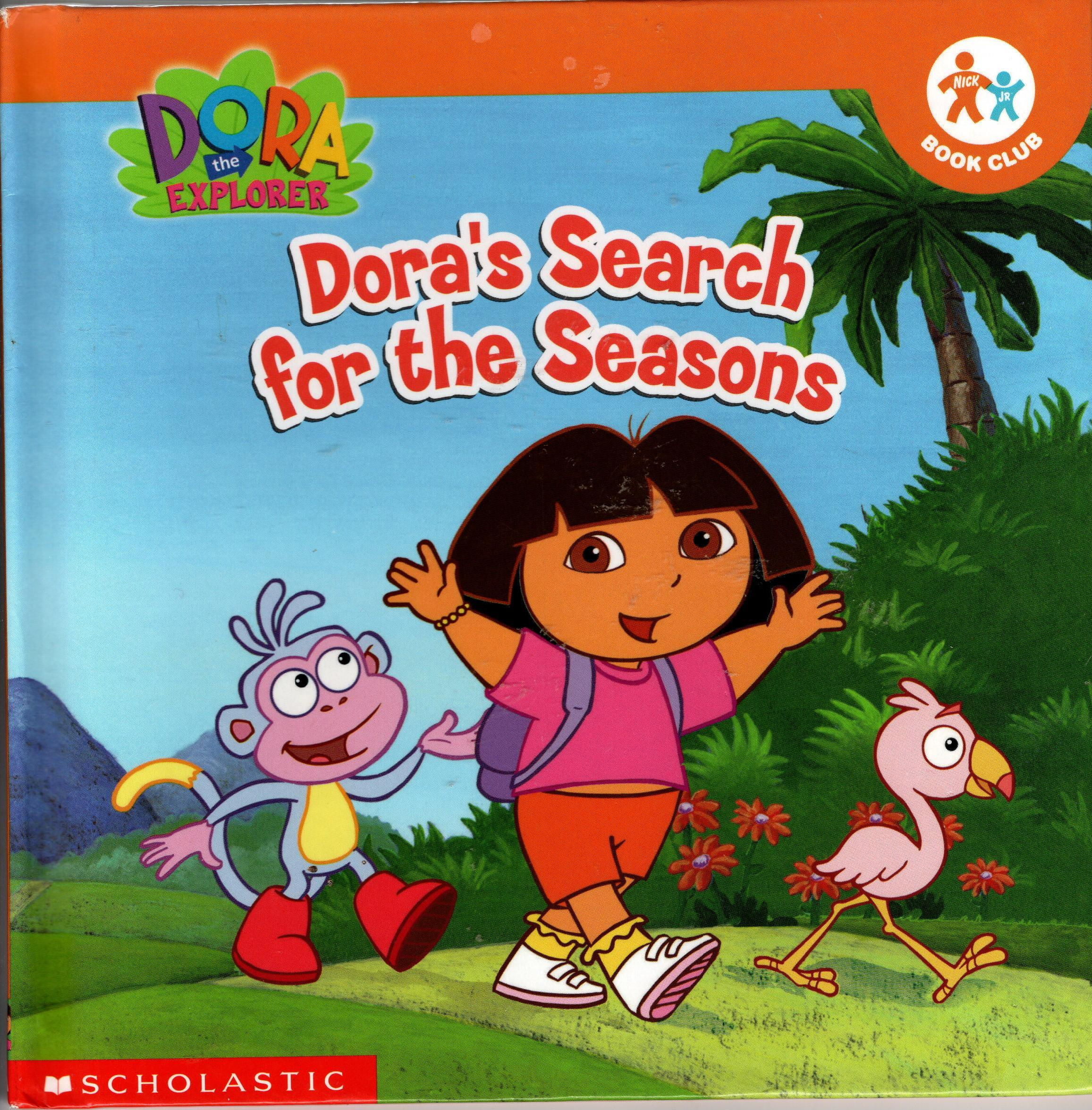 Image for DORA'S SEARCH FOR THE SEASONS