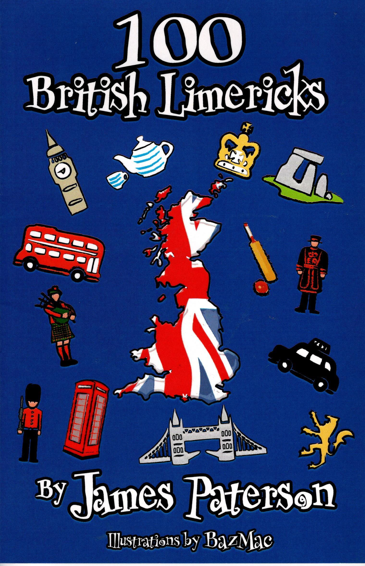 Image for 100 BRITISH LIMERICKS