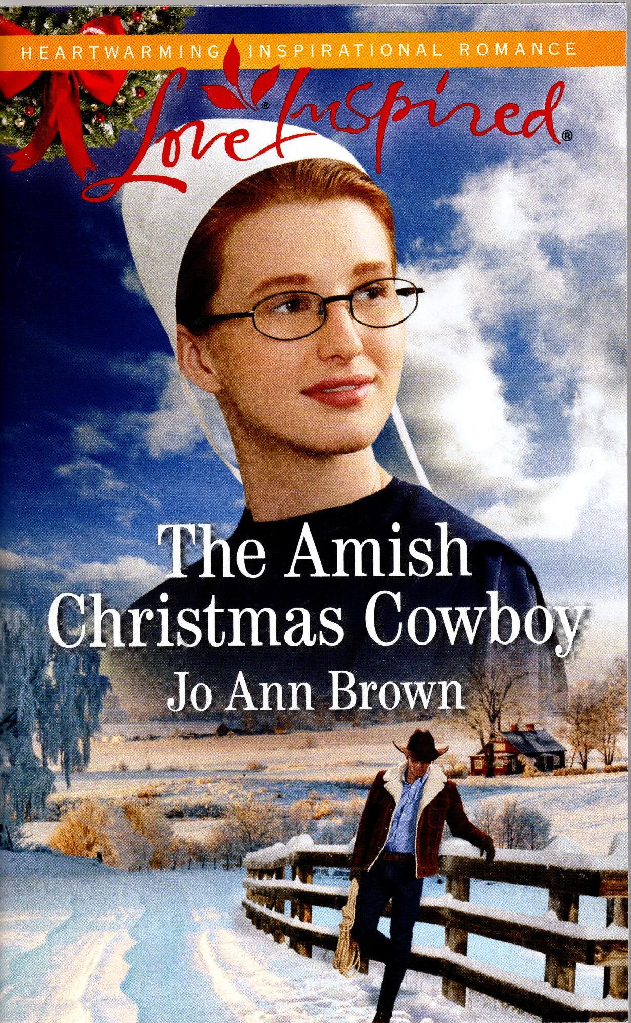 Image for AMISH CHRISTMAS COWBOY, THE