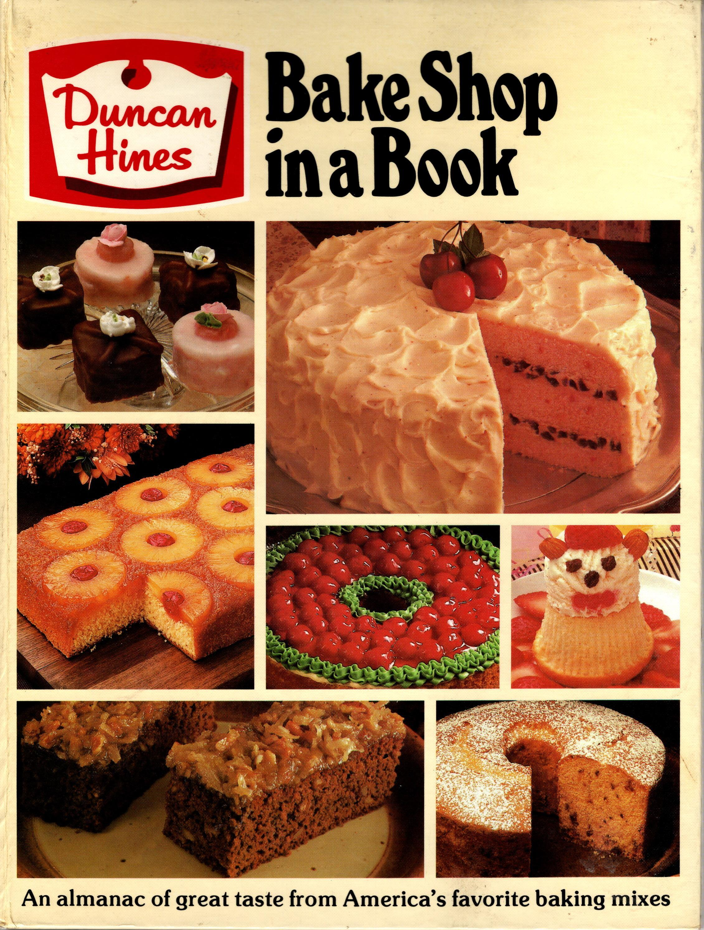 Image for DUNCAN HINES BAKE SHOP IN A BOOK