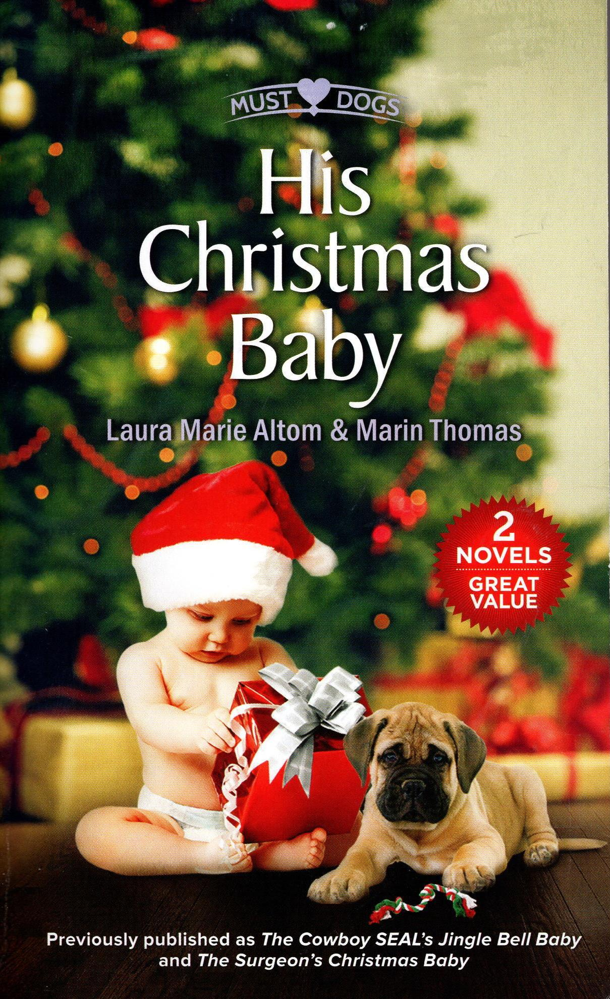 Image for HIS CHRISTMAS BABY