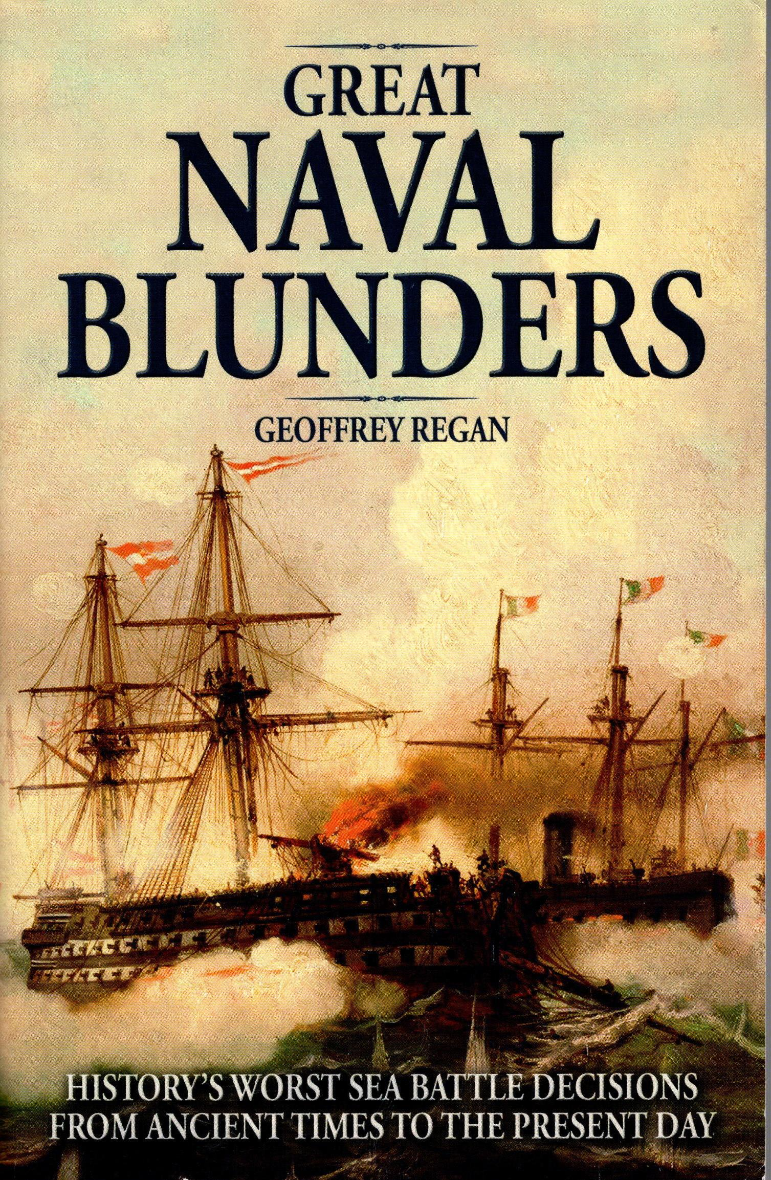 Image for GREAT NAVAL BLUNDERS
