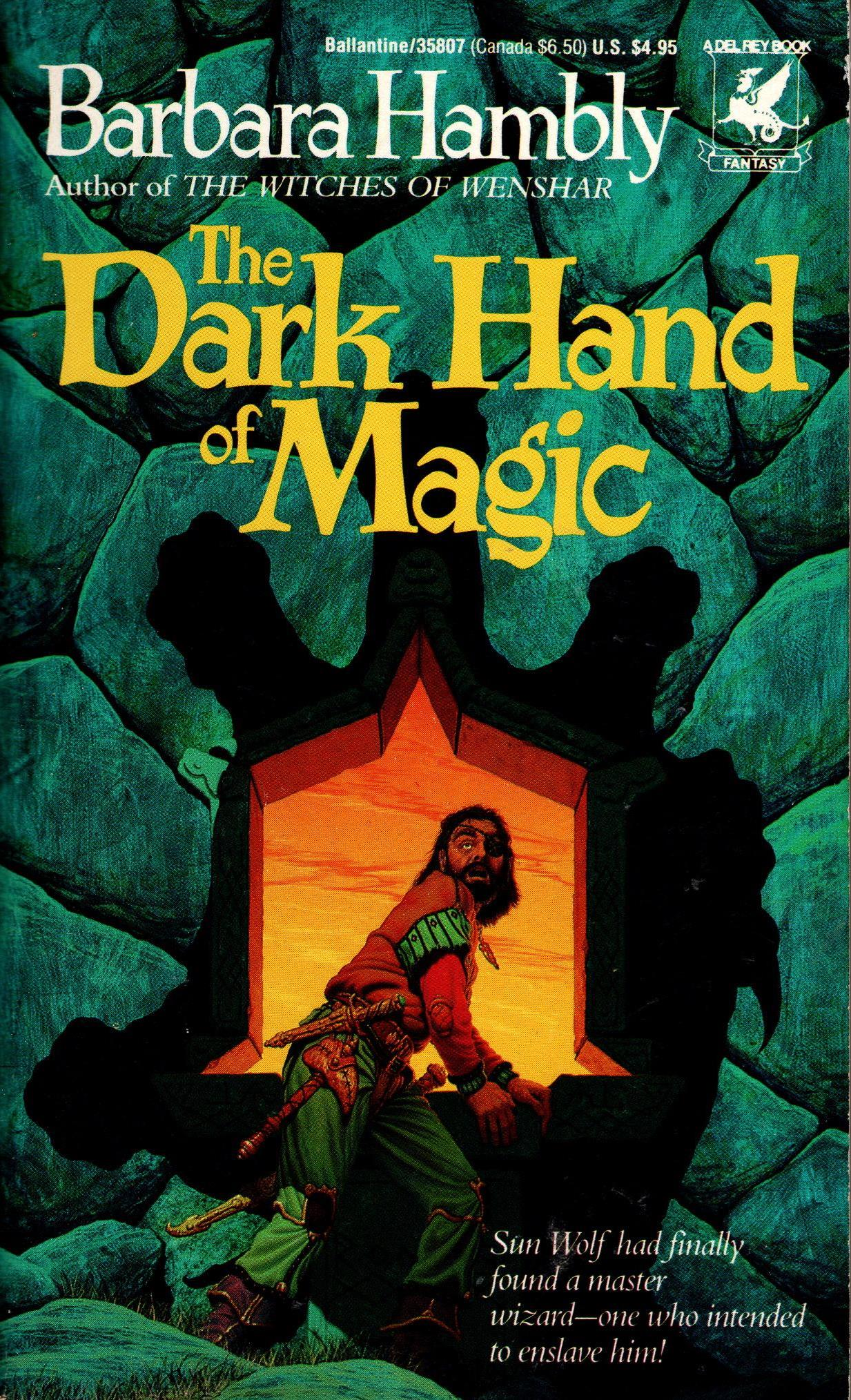 Image for DARK HAND OF MAGIC, THE