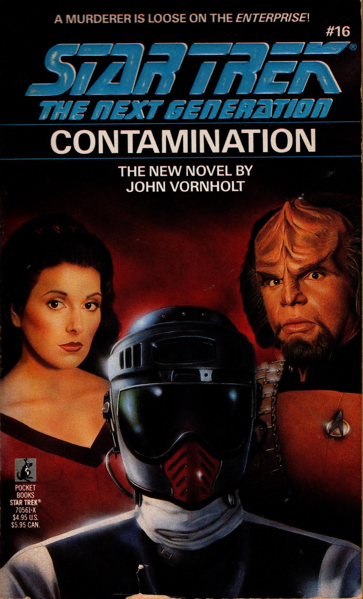 Image for STNG: CONTAMINATION