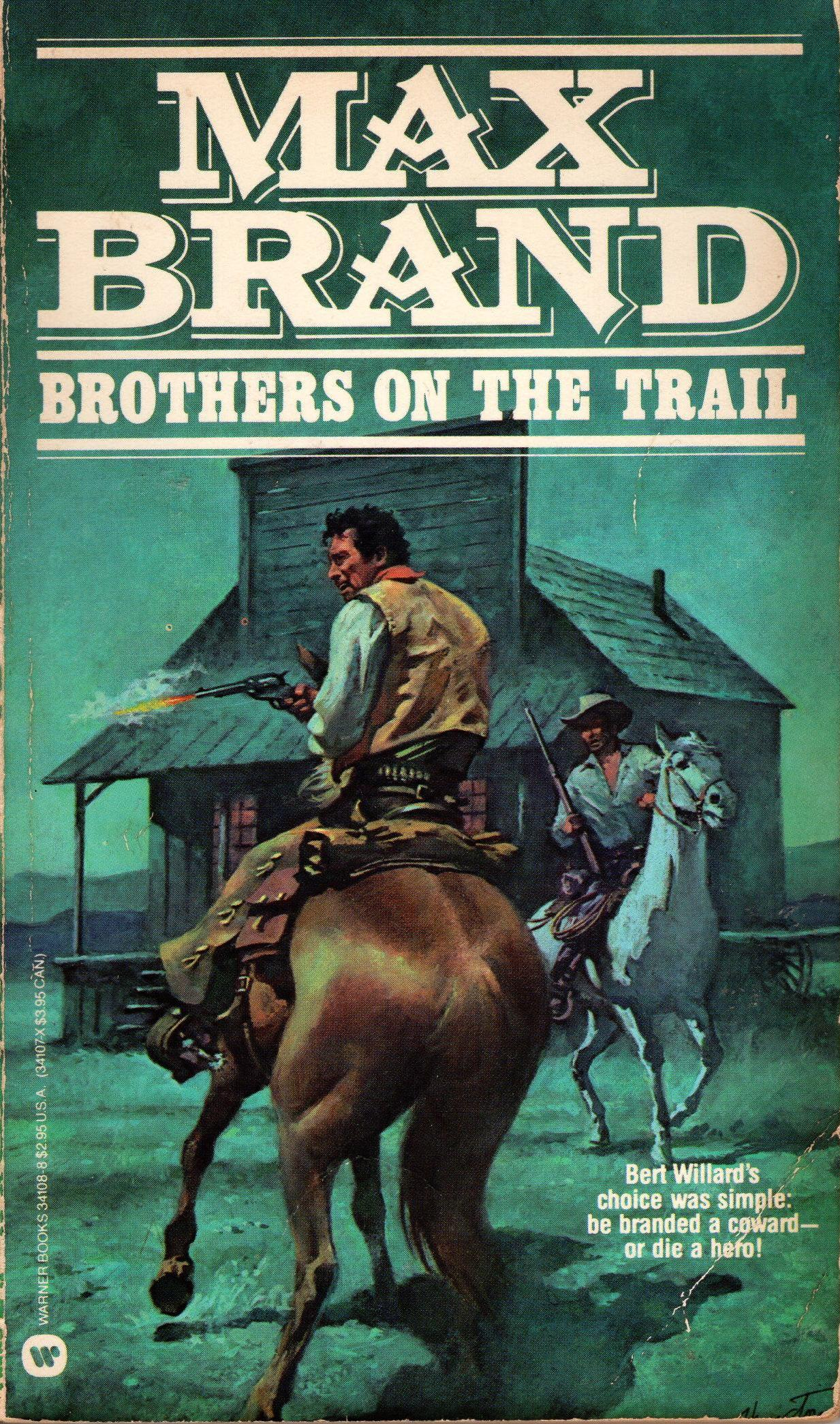 Image for BROTHERS ON THE TRAIL