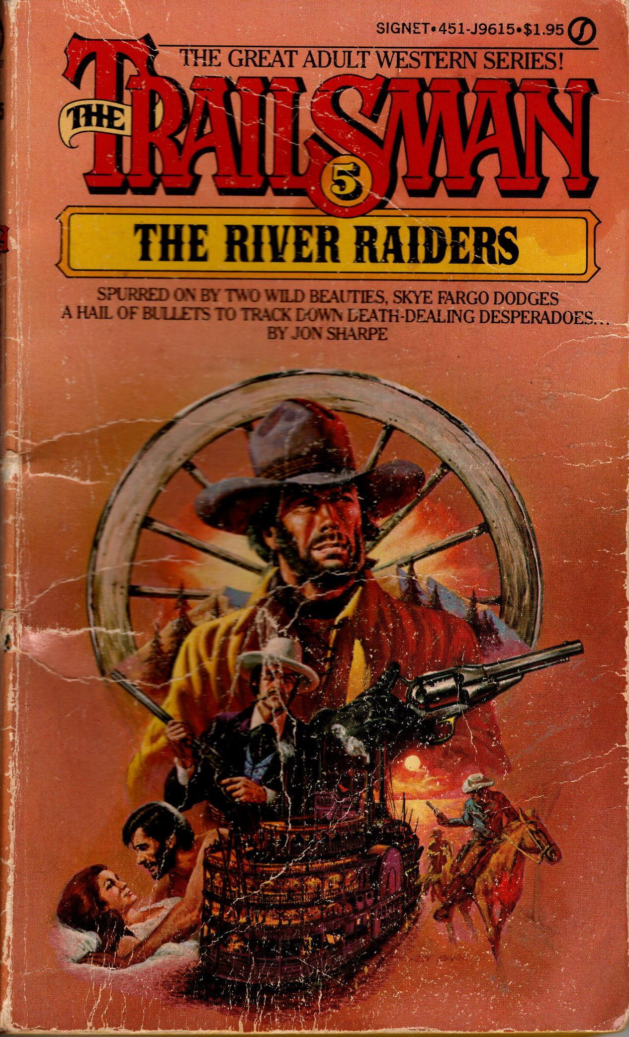 Image for RIVER RAIDERS, THE