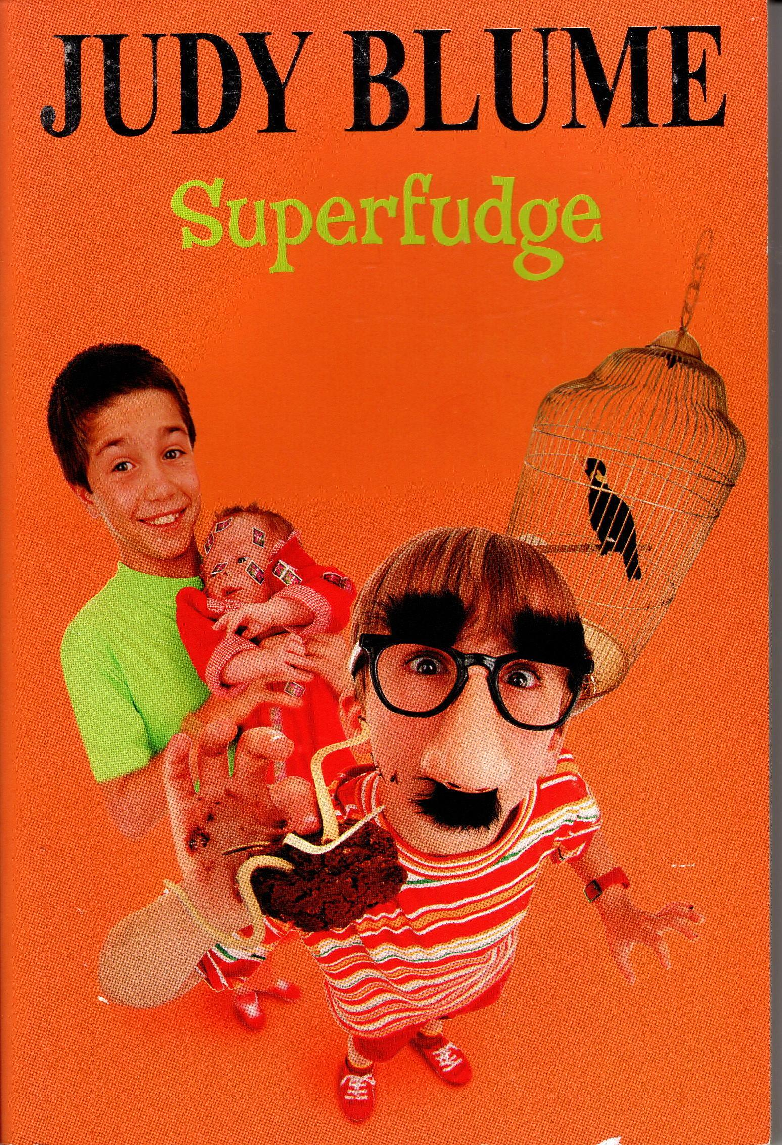 Image for SUPERFUDGE