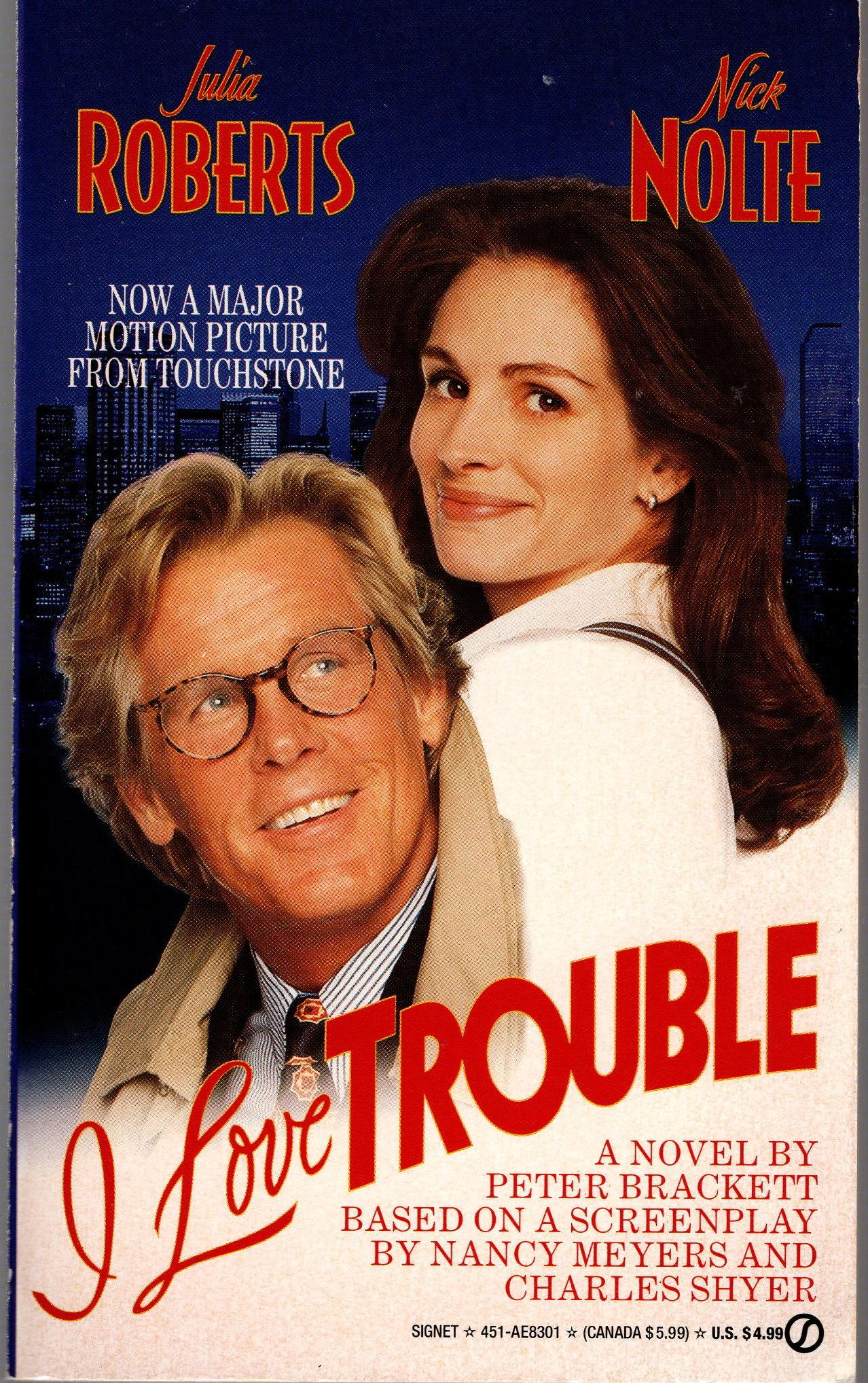 Image for I LOVE TROUBLE