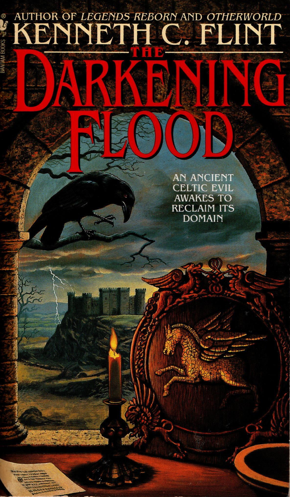 Image for DARKENING FLOOD, THE