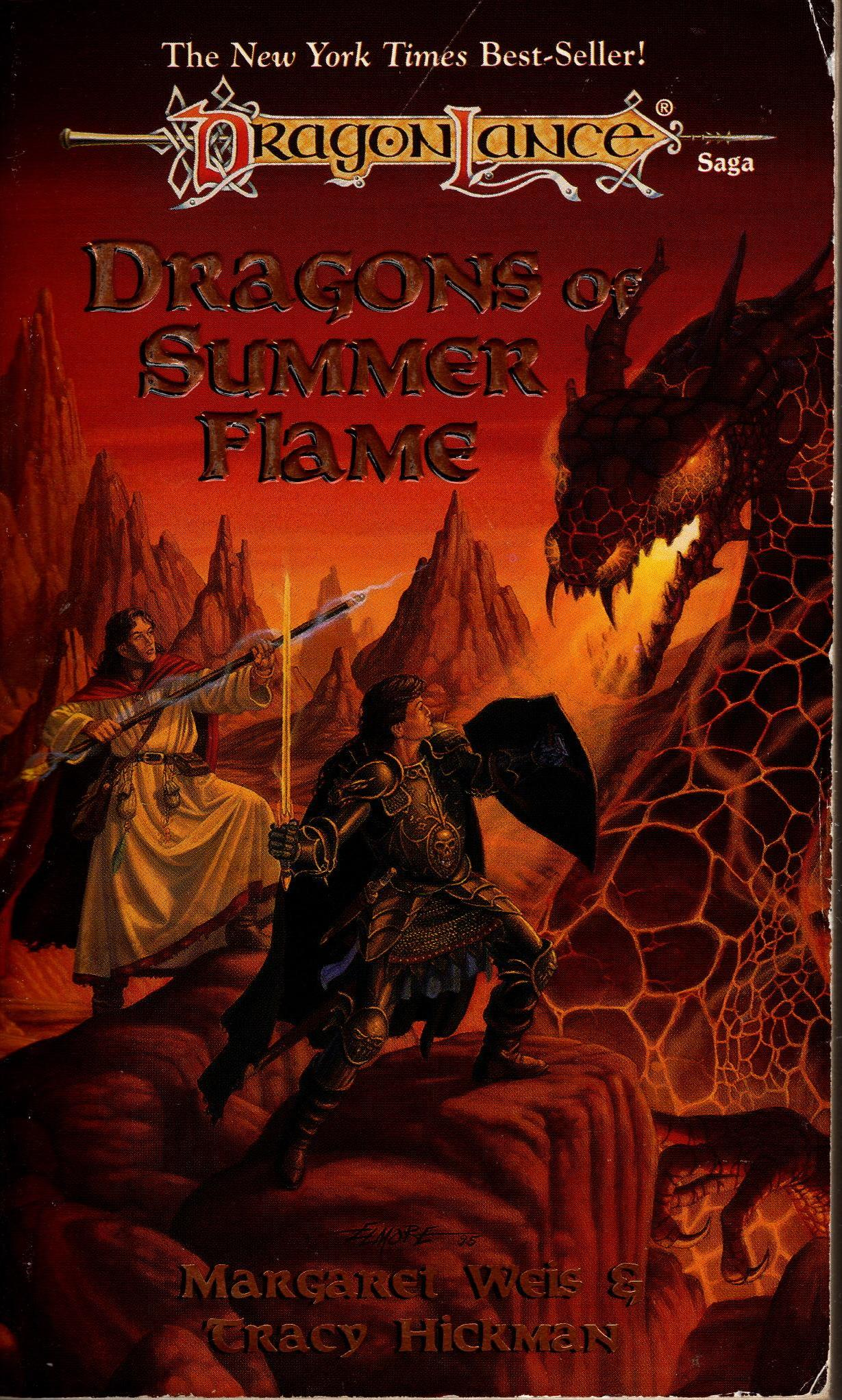 Image for DRAGONS OF SUMMER FLAME